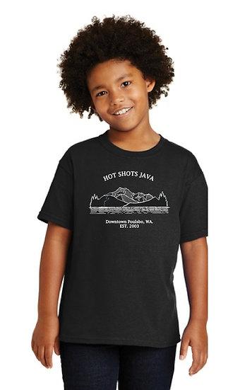 Kids Mountain T Shirt