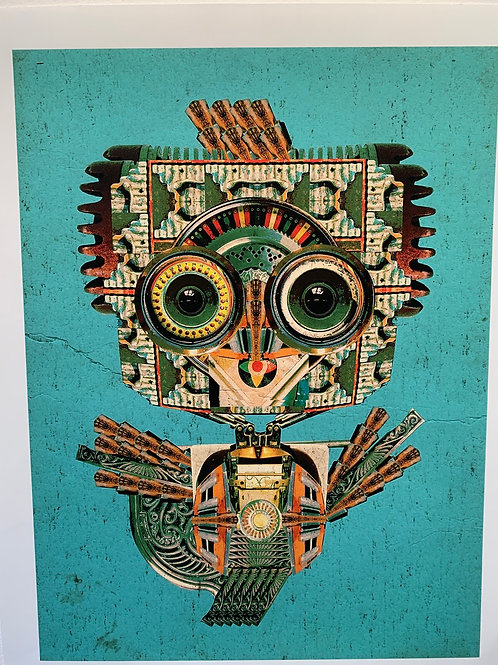 Robot Print: Bird Bot
