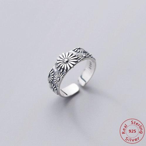 Vintage 925 Sterling Silber Ring