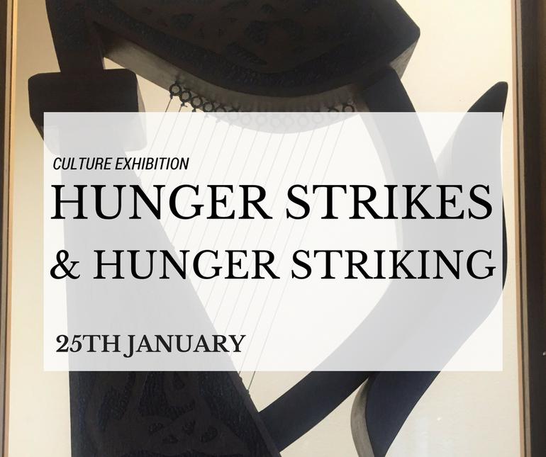 Hunger Strikes & Hunger Striking - Talk & Screening