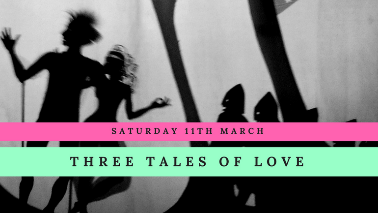 Shadow Puppet Theatre - Three Tales of Love