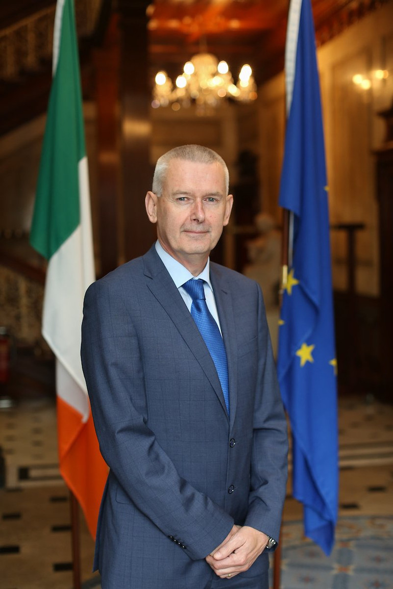 Letter from the Ambassador to the Irish community in Britain