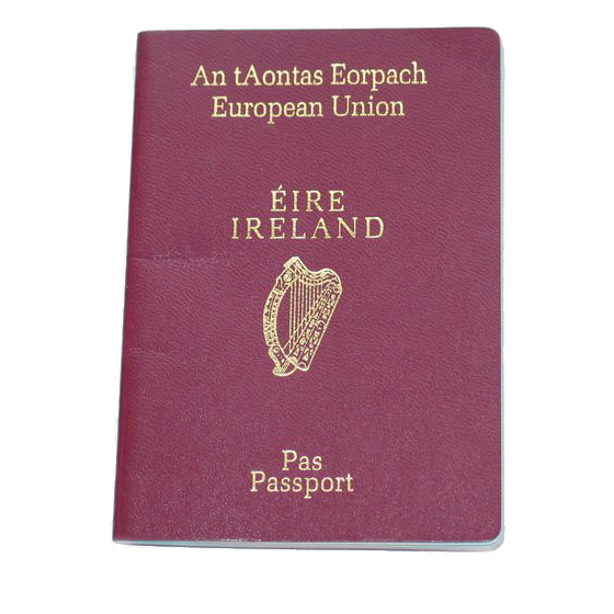 Irish Passport Application