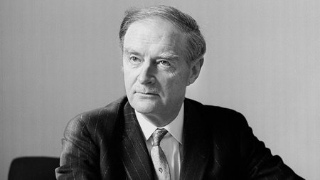 The President of Ireland's message on the death of Liam Cosgrave