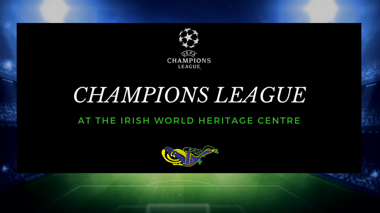 Champions League at the IWHC