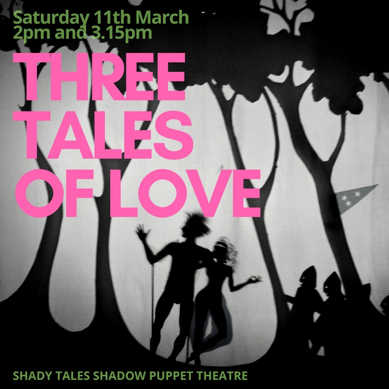 Three Tales of Love (Puppet Theatre)