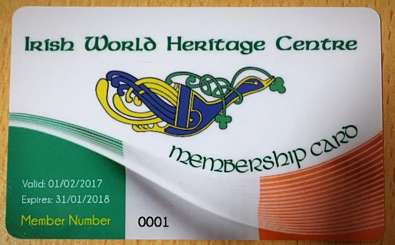 IWHC Membership 2017/18