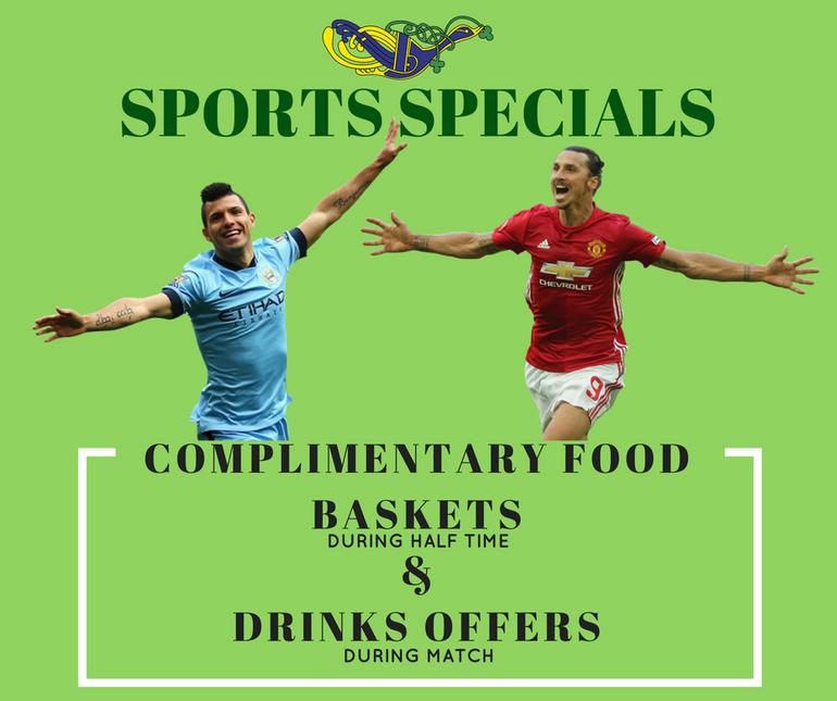 Sport Specials ⚽