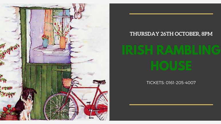 Evening of Irish dance, music and stories