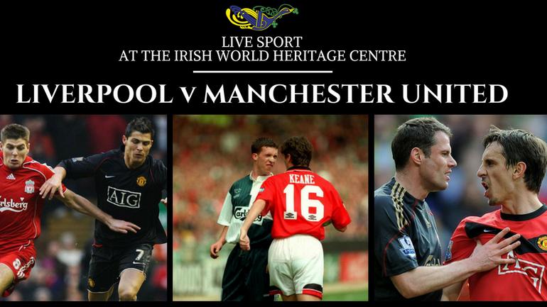 LIVE - Liverpool v Manchester United