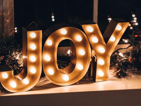 My Little List of Joy - 2020