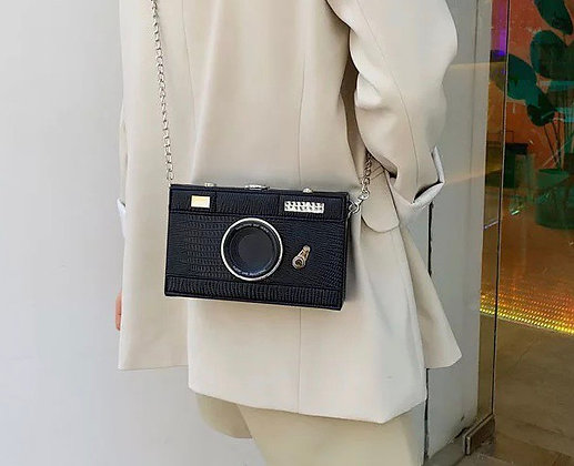 The Croc Camera Crossbody