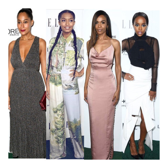 Fashart Top Picks from Elle's 21st Annual Women in Hollywood Event