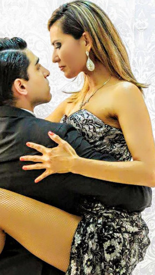 Daniel Toloza & Cris Almeida