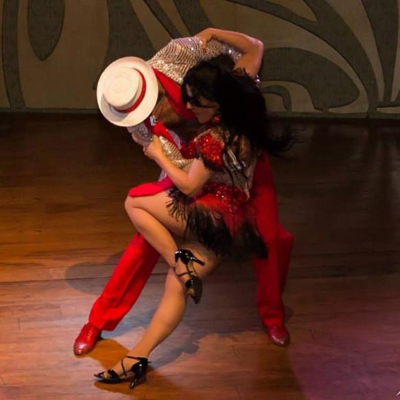 Marcos brilho & Cinthia Luna