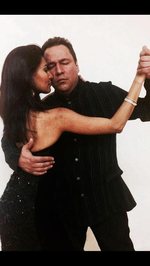 Ricardo Liendo & Cris Almeida