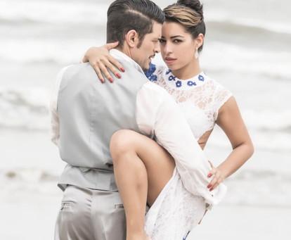 Alex Axel & Vanessa Flecha