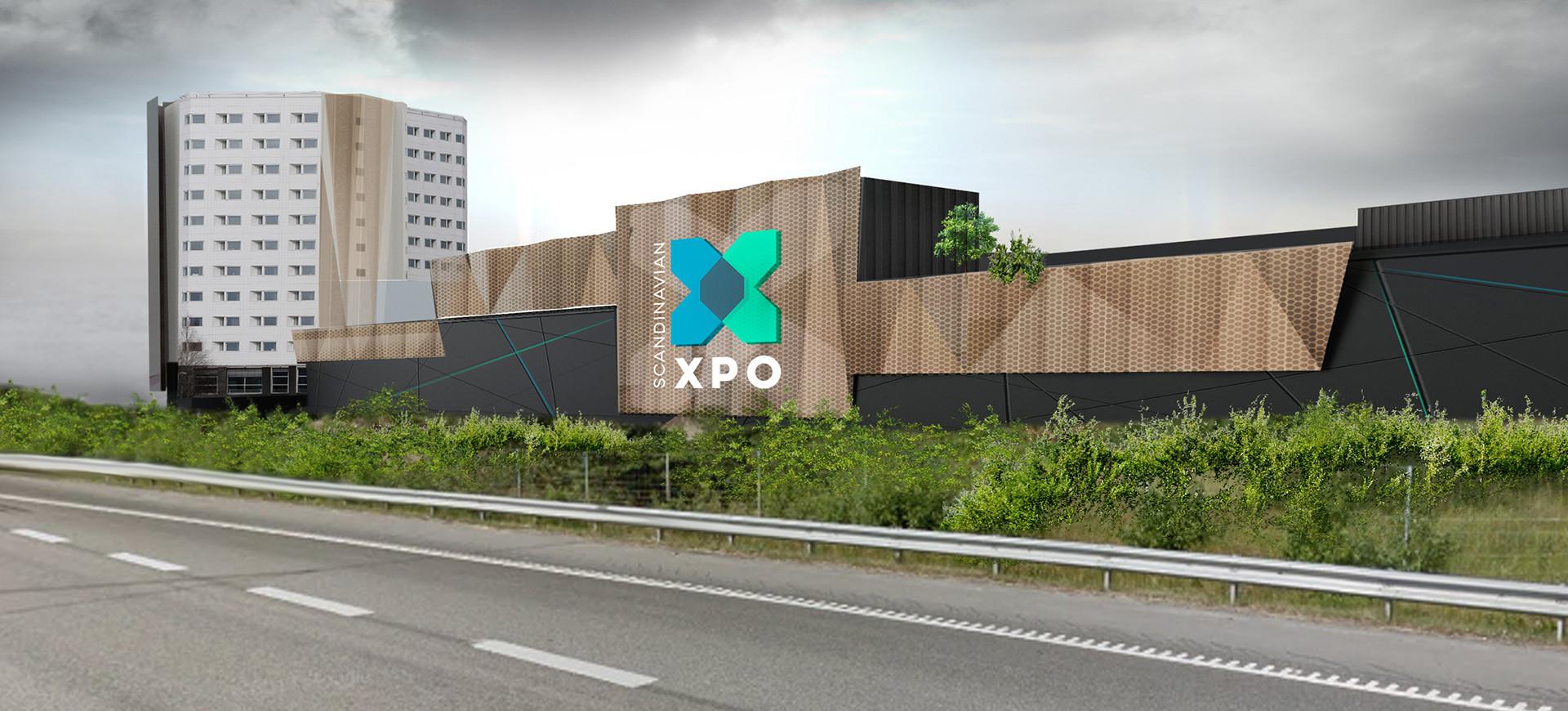 Stordalen bygger nytt hotelltorn när nya Scandinavian Xpo tar fart