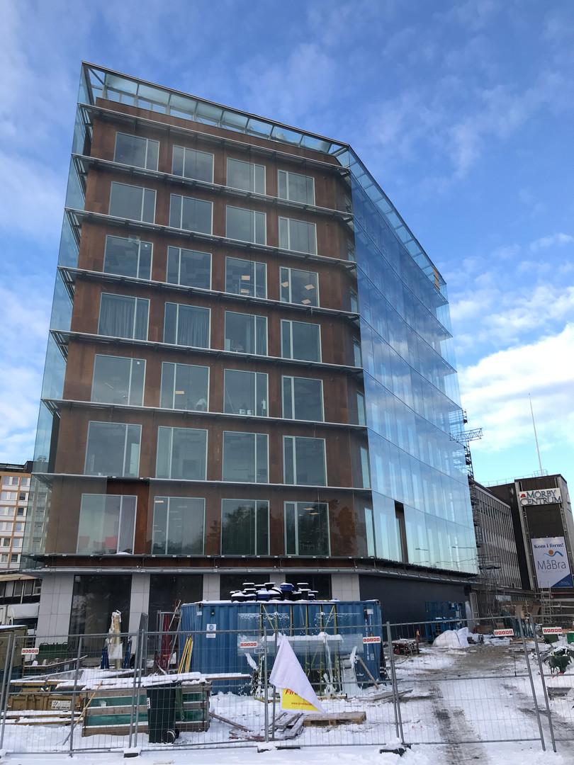 Kontorshus Danderyds centrum