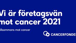 Vi är företagsvänner mot cancer