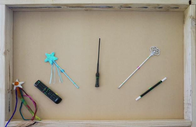 Assorted Magic Wands