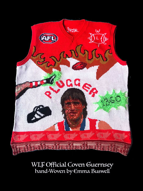 Plugger Jumper, Edition of 1 by Emma Bus