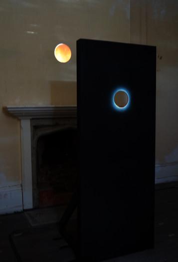 Sabina Maselli, Mask of Hysteria (detail), 2017, single channel video installation. audio. Photo by Jess Boyce