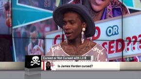 Lil B Speaks On The Based God Curse On James Harden, Kevin Durant & More On ESPN's Sports Nation!