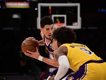 Lucky Number 13: i Suns dopo la vittoria sui Lakers