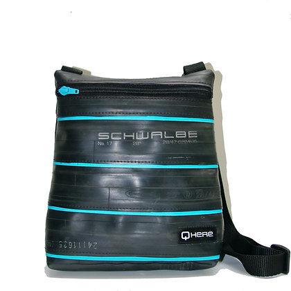 Stripy Shoulder Bag (small)
