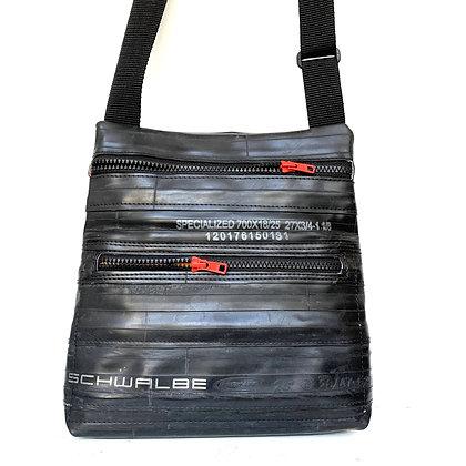 Bike Inner Tube Shoulder Bag
