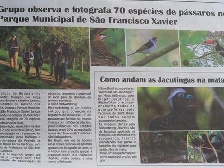 Diário de campo #006 - Nós no Jornal Serra da Mantiqueira