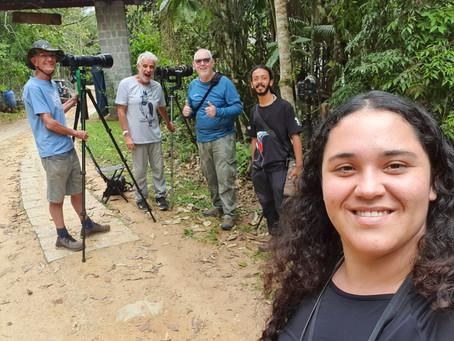 Diário de campo #44 - Guiamento realizado em Itatiaia/RJ, Serrinha do Alambari/RJ e Bananal/SP