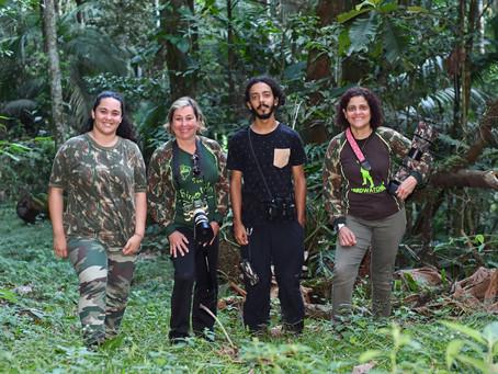Diário de campo #026 - Observação de aves em Penedo/RJ