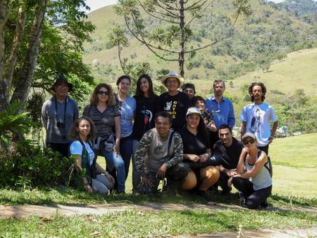 Diário de campo #002 - Voluntariado no projeto Jacutinga