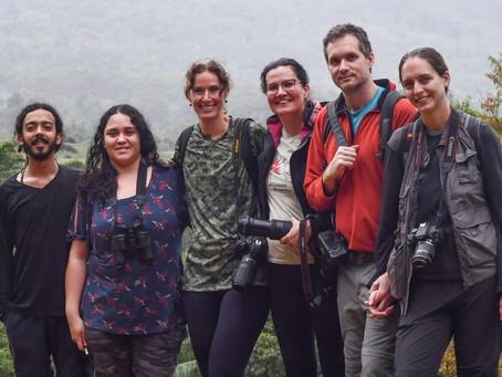 Diário de campo #42 - Guiamento na Serrinha do Alambari e Penedo/RJ