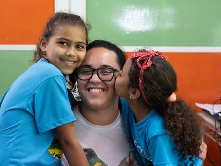 Diário de campo #014 - Educação Ambiental na Escola Municipal Moacir Coelho da Silveira