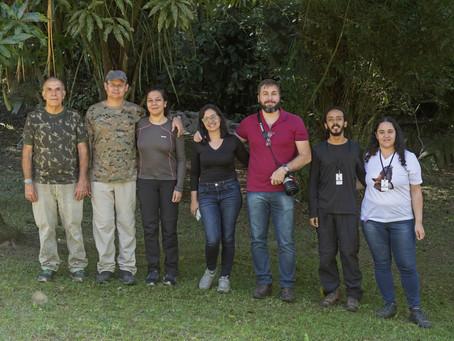 Diário de campo #034 - Curso de Aves em Movimento em Penedo/RJ
