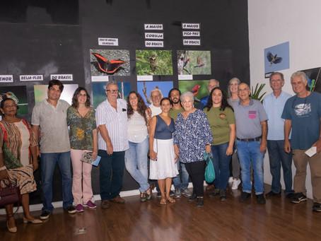 Exposição - COA Sul-Fluminense no Patio Mix em Resende/RJ