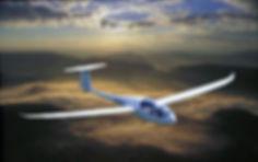 Полет на планере в клубе Пара-пилот