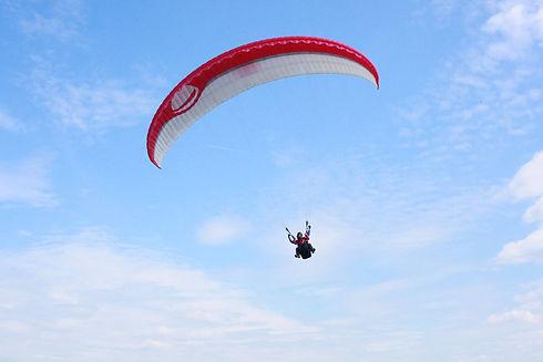 Полет с инструктором в Парапилот