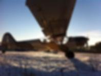 Полет на самолете в клубе Пара-пилот
