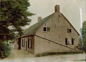 1832 Boerderij Familie Verhulst