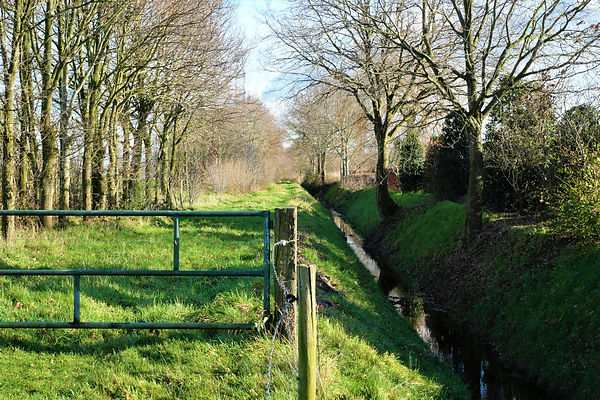 Hillekens Hoeve - Landschap