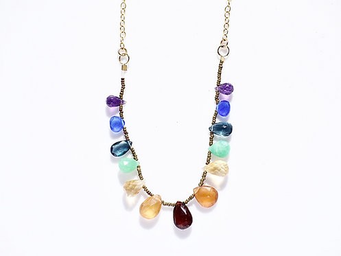 Aligned Chakra Necklace