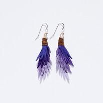 Whispers of Lavendar Wings