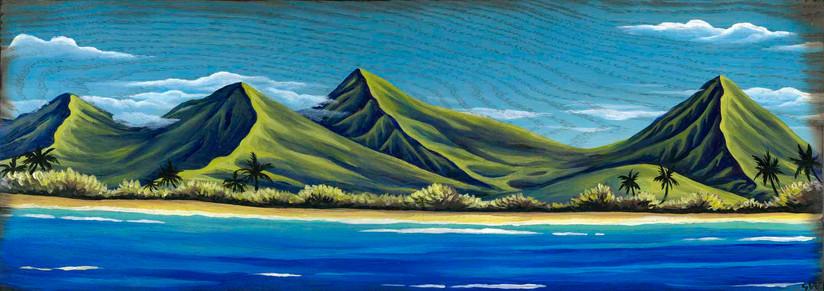 """""""Oasis Island"""""""