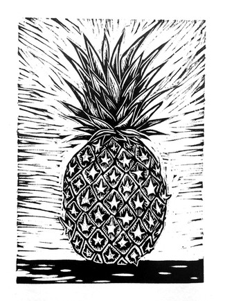"""Pineapple Starburst"""