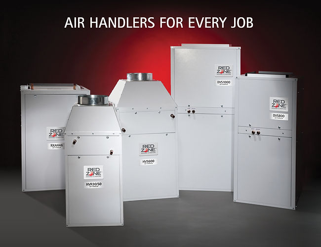 Air Handler, Home Heating