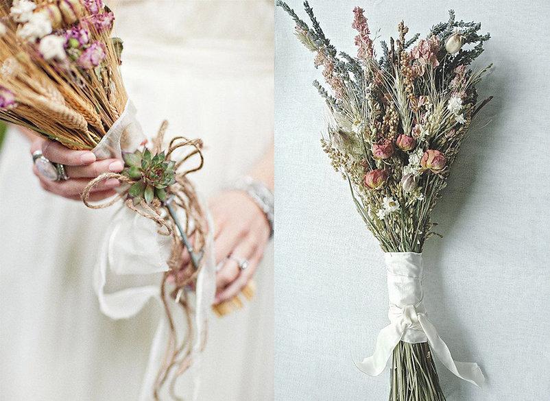 Arreglos florales. Preservados, flores secas, artificial.